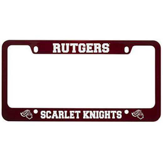 SM-31-RED-RUTGERS-2-CLC: LXG SM/31 CAR FRAME RED, Rutgers