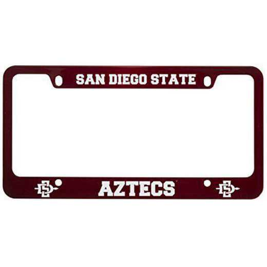 SM-31-RED-SDSU-1-CLC: LXG SM/31 CAR FRAME RED, San Diego State