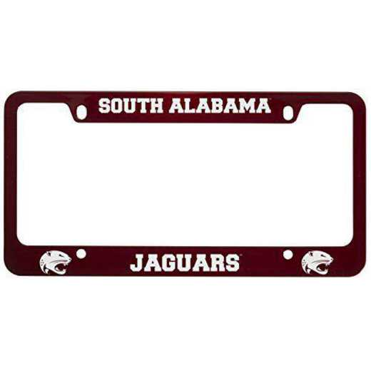 SM-31-RED-STHALAB-1-SMA: LXG SM/31 CAR FRAME RED, South Alabama
