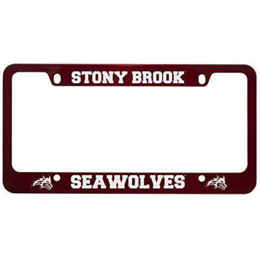 SM-31-RED-STNYBRK-1-LRG: LXG SM/31 CAR FRAME RED, Stony Brook