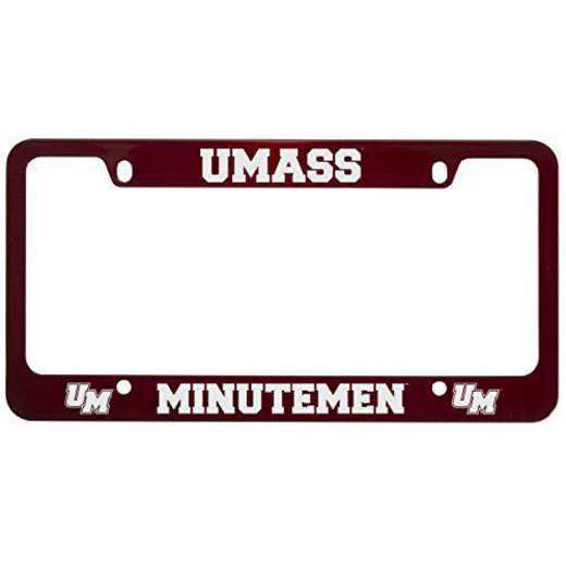 SM-31-RED-UMASSA-1-IND: LXG SM/31 CAR FRAME RED, Massachusetts Amherst