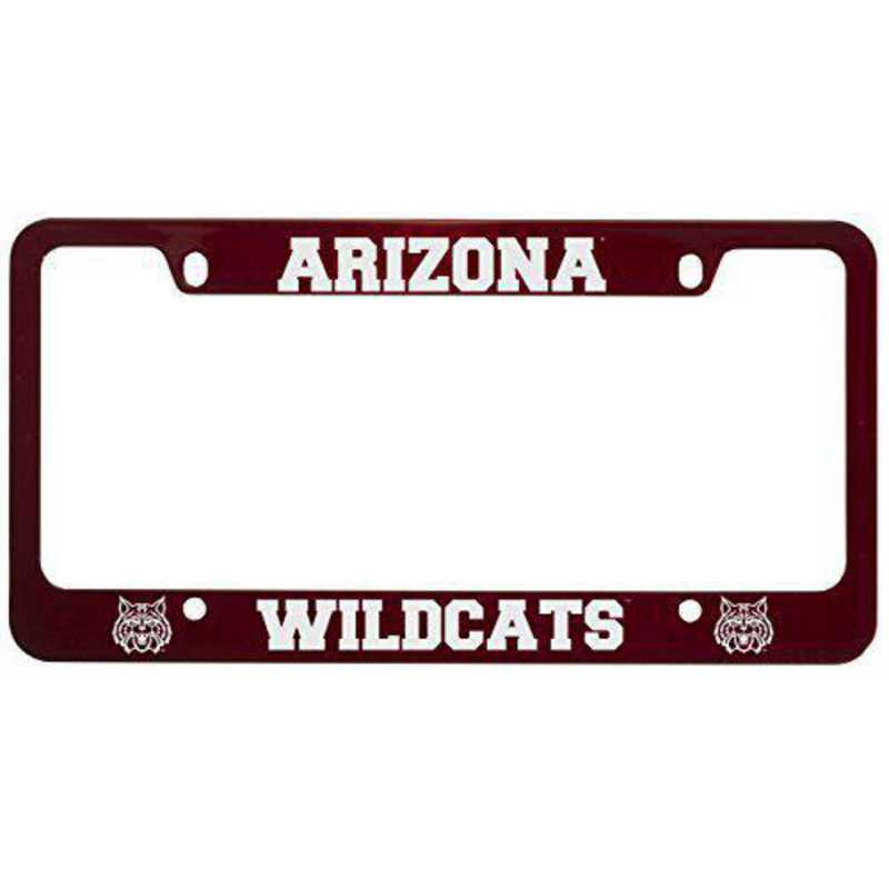 SM-31-RED-UOFA-1-CLC: LXG SM/31 CAR FRAME RED, Arizona