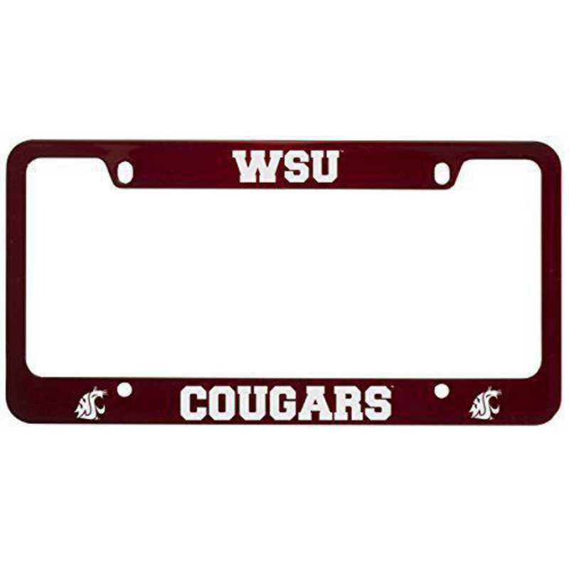 SM-31-RED-WSU-2-CLC: LXG SM/31 CAR FRAME RED, Washington State