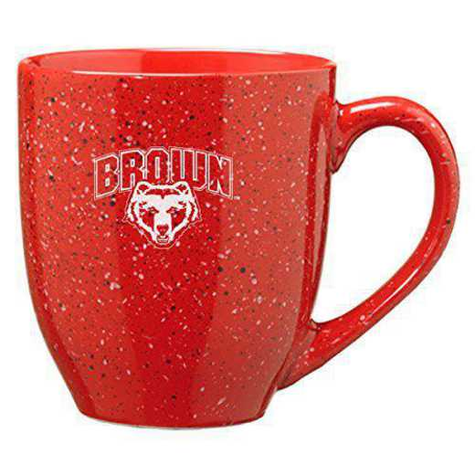 CER1-RED-BROWN-RL1-LRG: LXG L1 MUG RED, Brown University