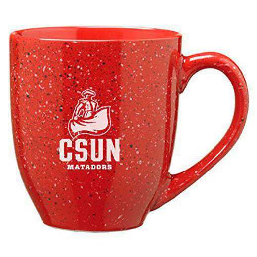 CER1-RED-CASTNTH-L1-CLC: LXG L1 MUG RED - Cal State Northridge