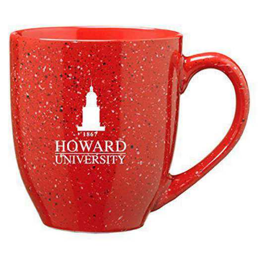 CER1-RED-HOWARDU-L1-: LXG L1 MUG RED, Howard Univ