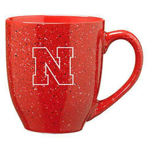 CER1-RED-NEBRASK-L1-CLC: LXG L1 MUG RED, Nebraska