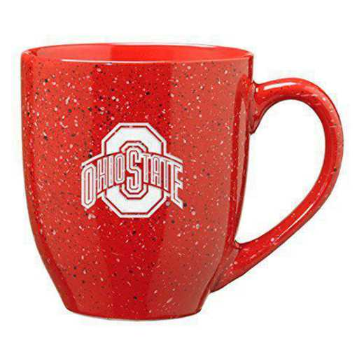 CER1-RED-OHIOST-L1-INDEP: LXG L1 MUG RED, Ohio State
