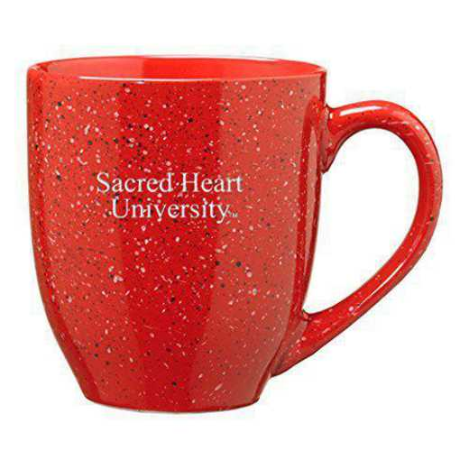 CER1-RED-SACRHRT-L1B-LRG: LXG L1 MUG RED, Sacred Heart University