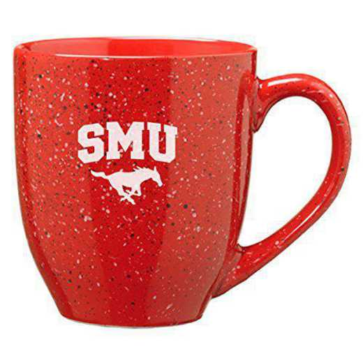 CER1-RED-SMU-L1-CLC: LXG L1 MUG RED, Southern Methodist