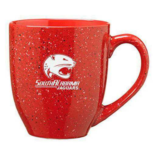 CER1-RED-STHALAB-RL1-SMA: LXG L1 MUG RED, South Alabama