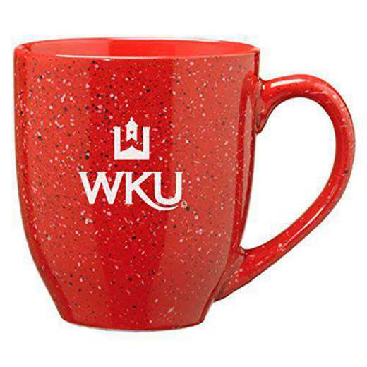 CER1-RED-WESTKY-L1-CLC: LXG L1 MUG RED, Western Kentucky