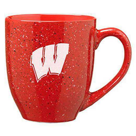 CER1-RED-WISCON-L1B-CLC: LXG L1 MUG RED, Wisconsin