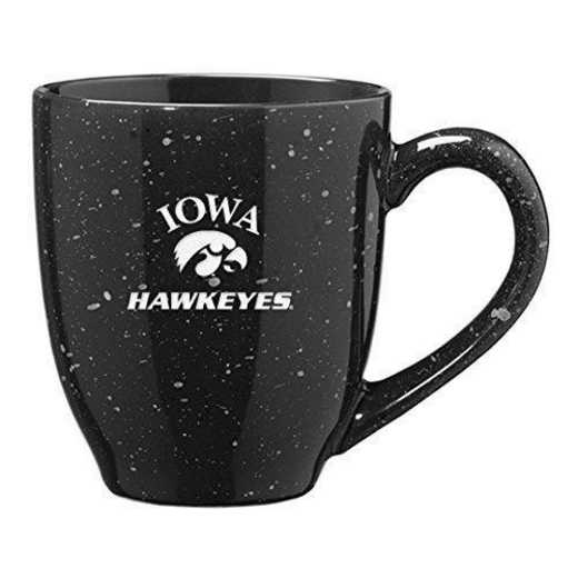 CER1-BLK-IOWA-L1-INDEP: LXG L1 MUG BLK, Iowa