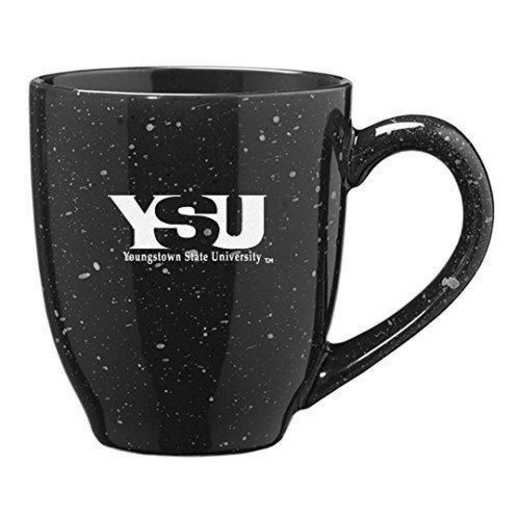 CER1-BLK-YOUNGST-L1-LRG: LXG L1 MUG BLK, Youngstown State