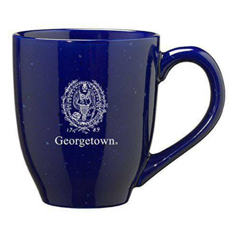 Washington State University-16 oz Bistro Sold Ceramic Mug-Grey