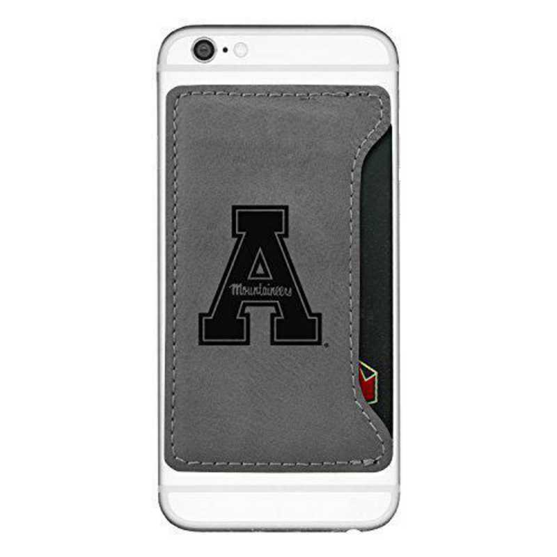 DG-402-GRY-APLACHN-LRG: LXG CP HOL GRY, Appalachian State