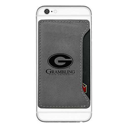 DG-402-GRY-GRAMBST-CLC: LXG CP HOL GRY, Grambling State
