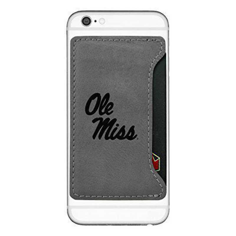 DG-402-GRY-MISSIPI-CLC: LXG CP HOL GRY, Ole Miss