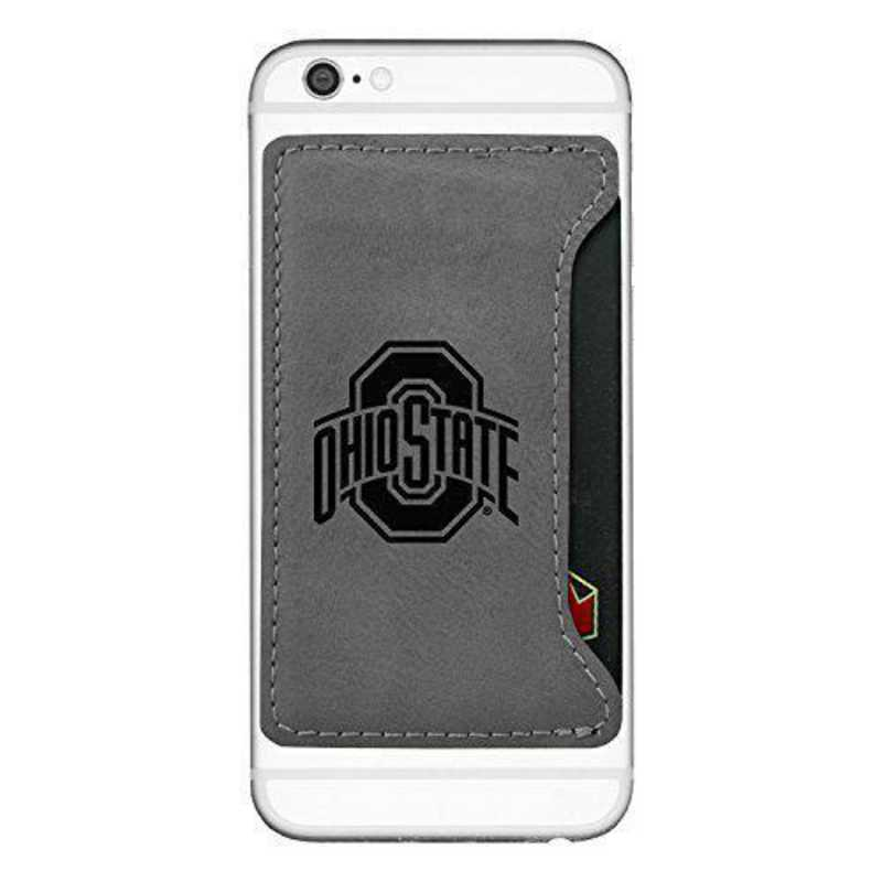DG-402-GRY-OHIOST-IND: LXG CP HOL GRY, Ohio State