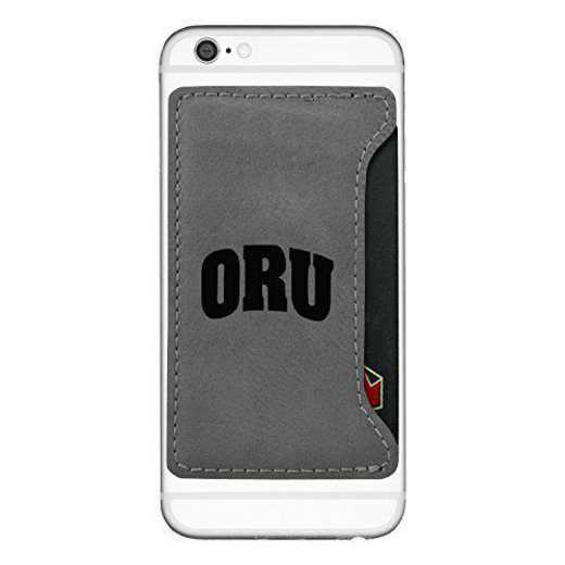 DG-402-GRY-ORALRBT-LRG: LXG CP HOL GRY, Oral Roberts University