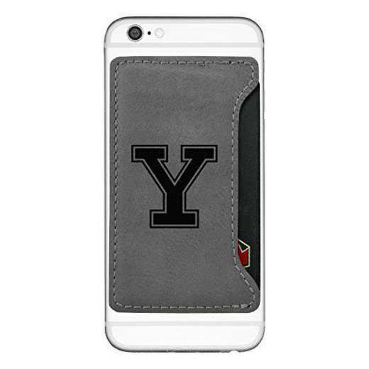DG-402-GRY-YALE-IND: LXG CP HOL GRY, Yale