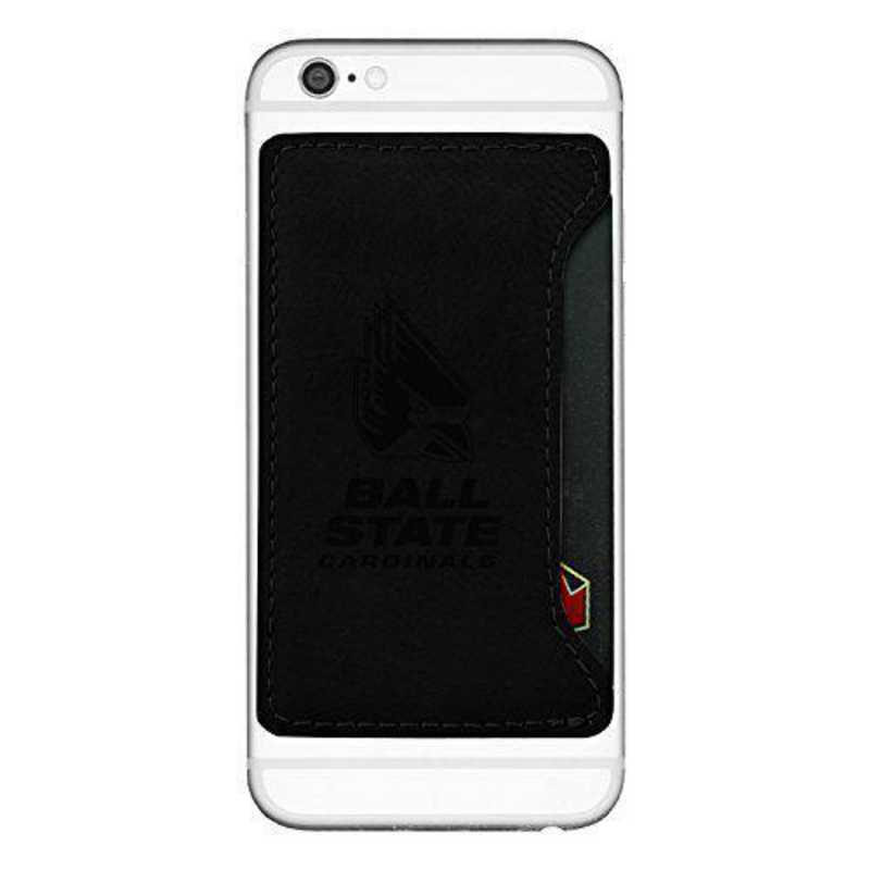 DG-402-BLK-BALLST-LEARFIELD: LXG CP HOL BLK, Ball State