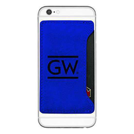 DG-402-BLU-GORGWSH-CLC: LXG CP HOL BLU, George Washington University