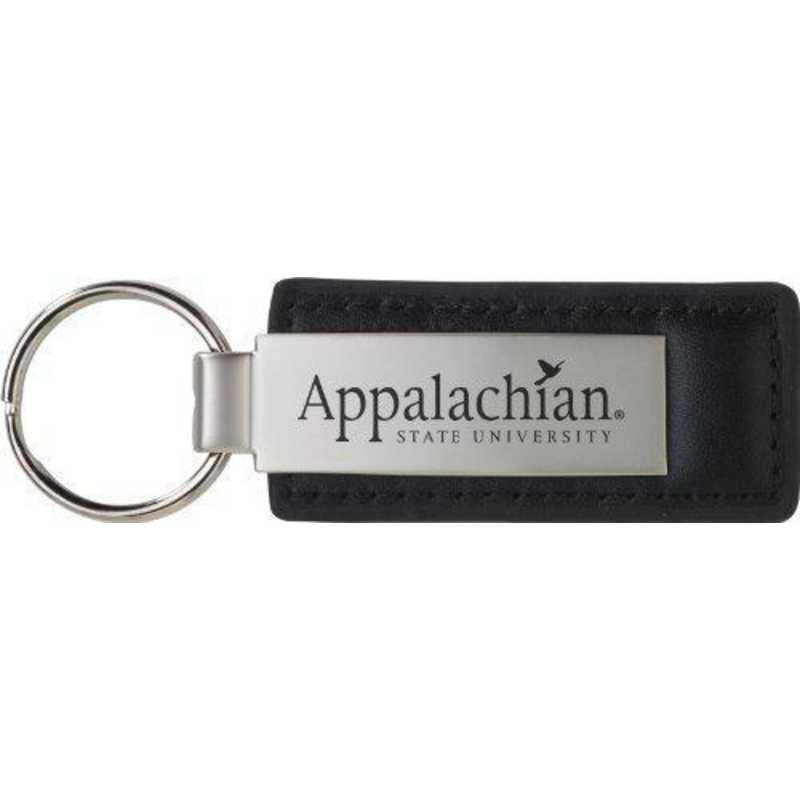 1640-APLACHN-L2-LRG: LXG 1640 KC BLACK, Appalachian State