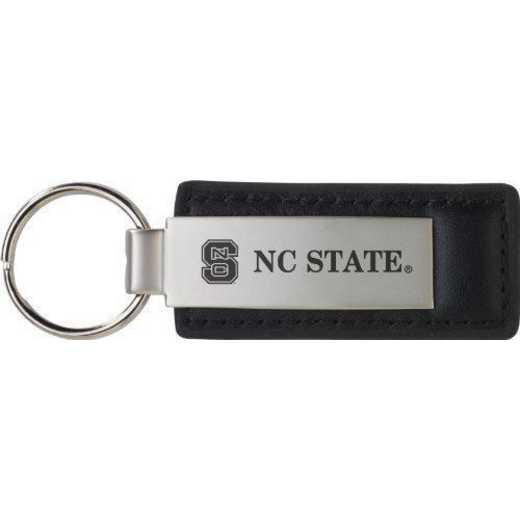1640-NCSTATE-L2-LRG: LXG 1640 KC BLACK, NC State