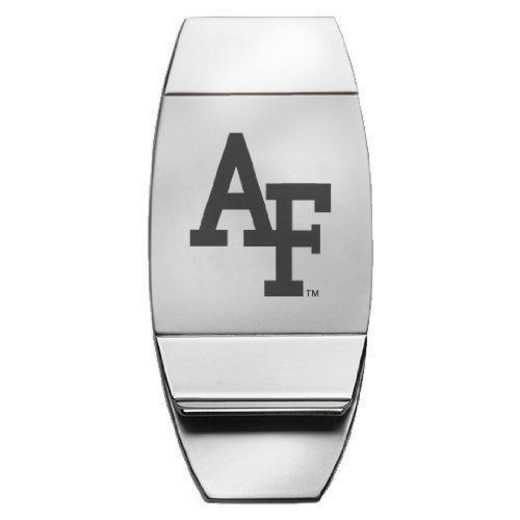1145-AIRFORCE-L1-CLC: LXG MONEY CLIP, Air Force
