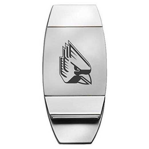 1145-BALLST-L1-LRG: LXG MONEY CLIP, Ball State