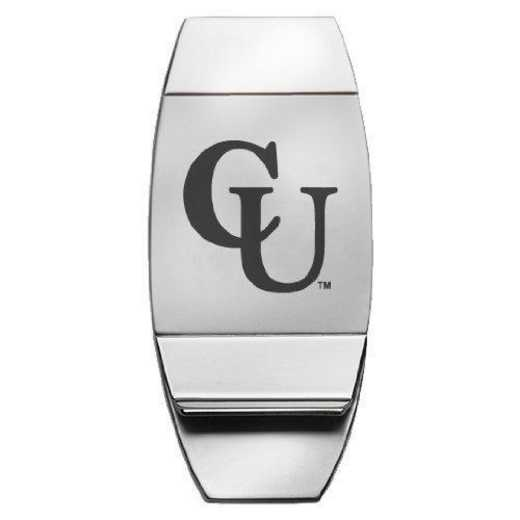 1145-CAMPBELL-L1-LRG: LXG MONEY CLIP, Campbell Univ