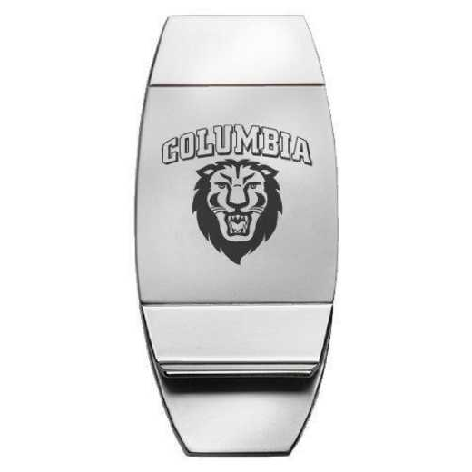 1145-COLUMBIA-L1-LRG: LXG MONEY CLIP, Columbia