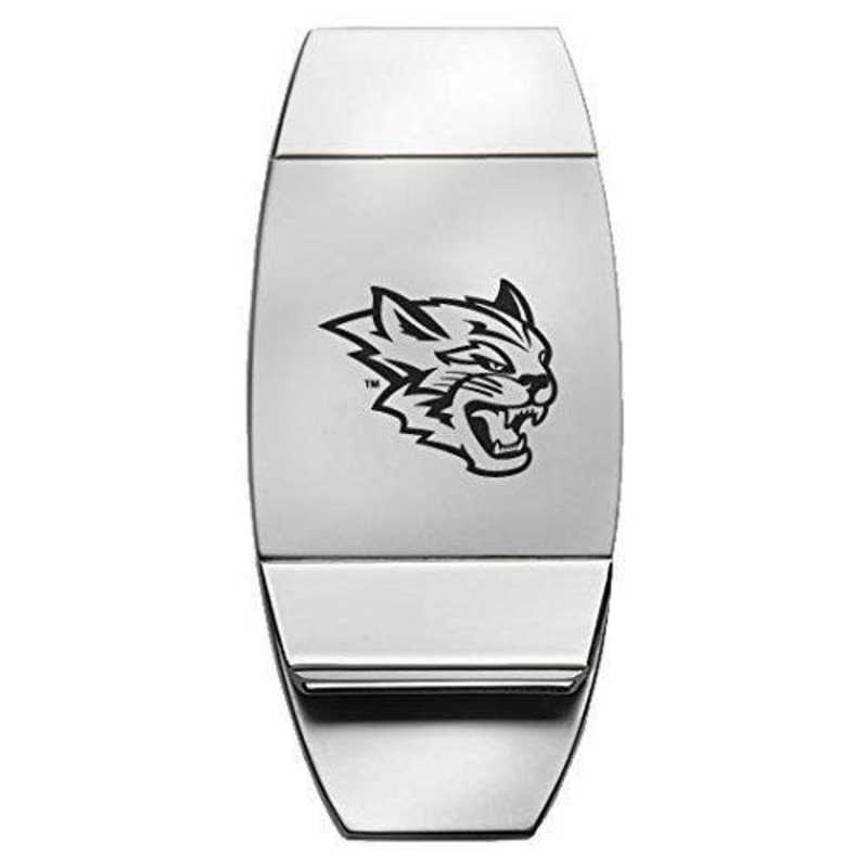 1145-CSUCHCO-L1-IND: LXG MONEY CLIP - Cal State Chico
