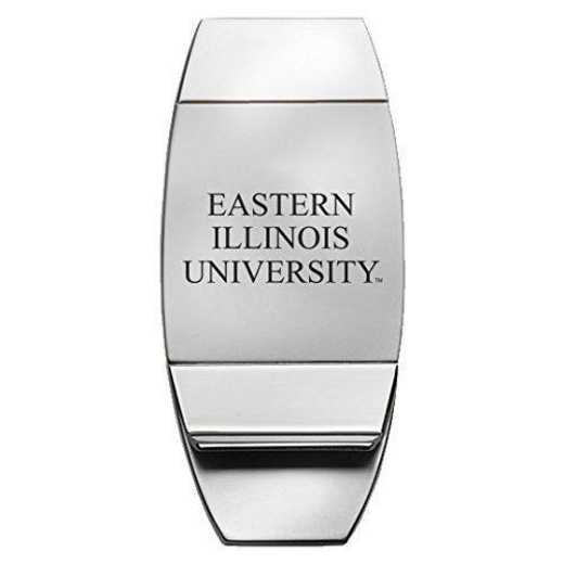 1145-EASTIL-L1-CLC: LXG MONEY CLIP, Eastern Illinois