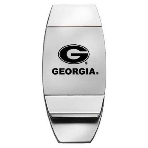 1145-GEORGIA-L1B-CLC: LXG MONEY CLIP, Georgia