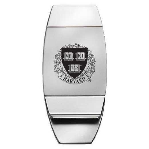 1145-HARVARD-L1-INDEP: LXG MONEY CLIP, Harvard