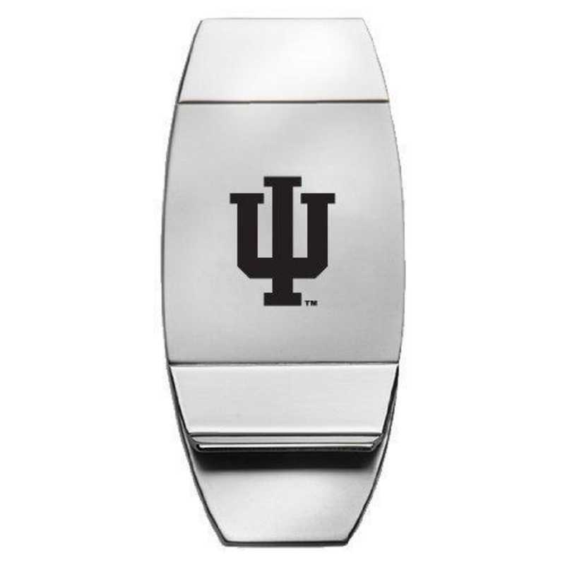 1145-INDIANA-L1-IND: LXG MONEY CLIP, Indiana