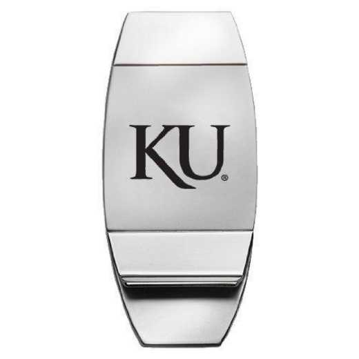 1145-KANSAS-L1-CLC: LXG MONEY CLIP, Kansas