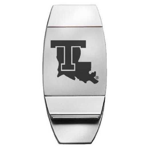 1145-LATECH-L1-CLC: LXG MONEY CLIP, Louisiana Tech