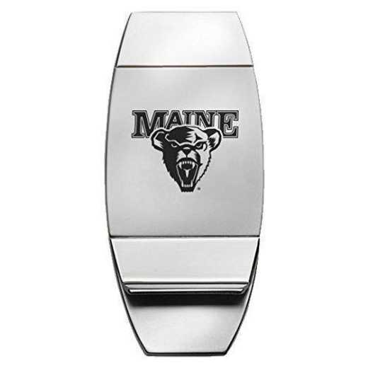 1145-MAINE-L1-LRG: LXG MONEY CLIP, Maine