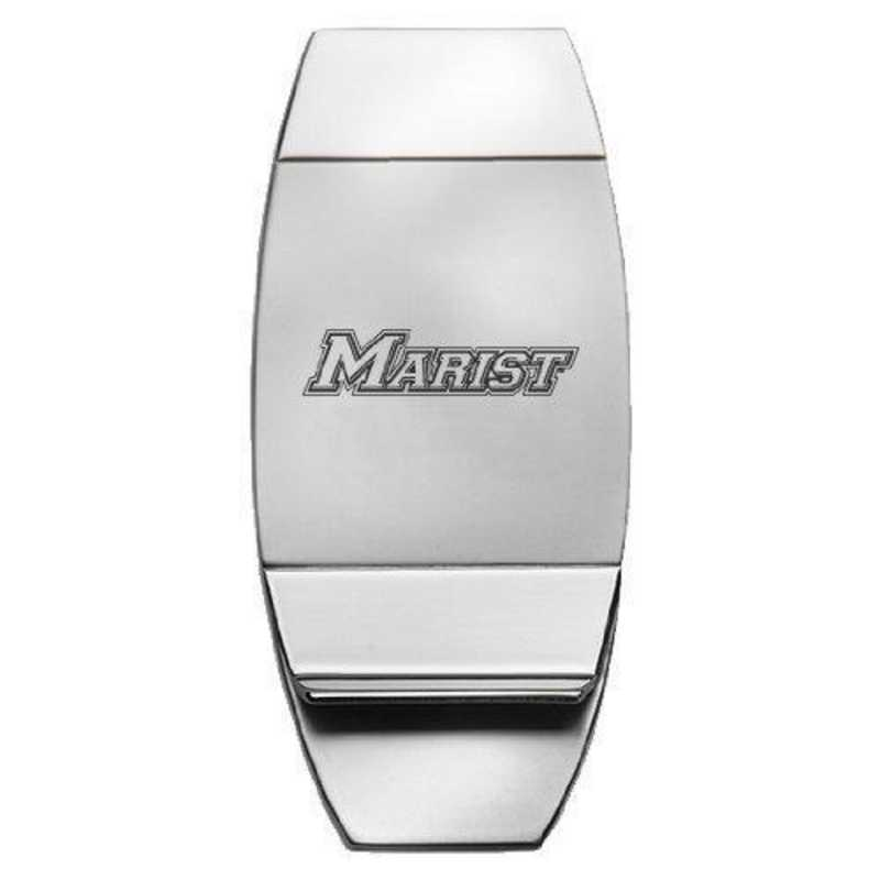 1145-MARIST-L1-LRG: LXG MONEY CLIP, Marist College