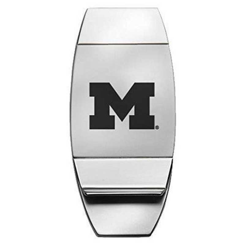 1145-MICHIGN-L1-CLC: LXG MONEY CLIP, Michigan