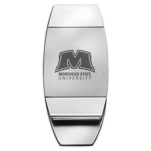 1145-MOREHD-L1-LRG: LXG MONEY CLIP, Morehead University