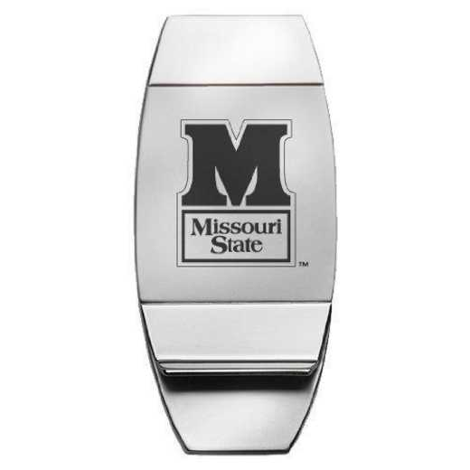 1145-MSU-L1-CLC: LXG MONEY CLIP, Missouri State