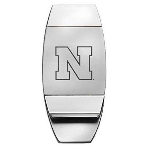 1145-NEBRASK-L1-: LXG MONEY CLIP, Nebraska