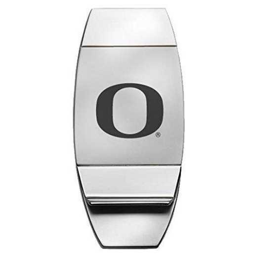 1145-OREGON-L1-IND: LXG MONEY CLIP, Oregon