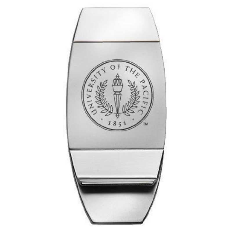 1145-PACIFIC-L1-CLC: LXG MONEY CLIP, Univ of Pacific