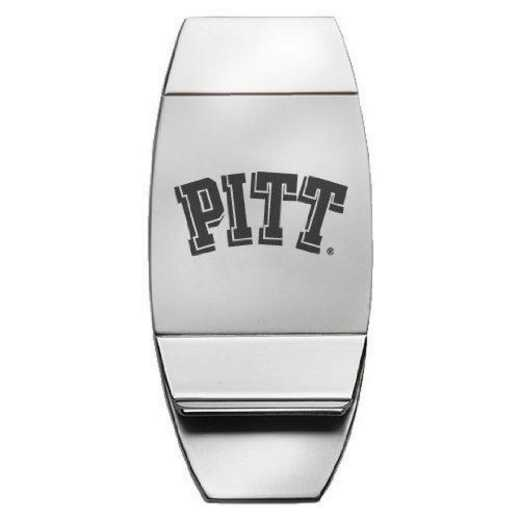 1145-PITT-L1-CLC: LXG MONEY CLIP, Pittsburgh